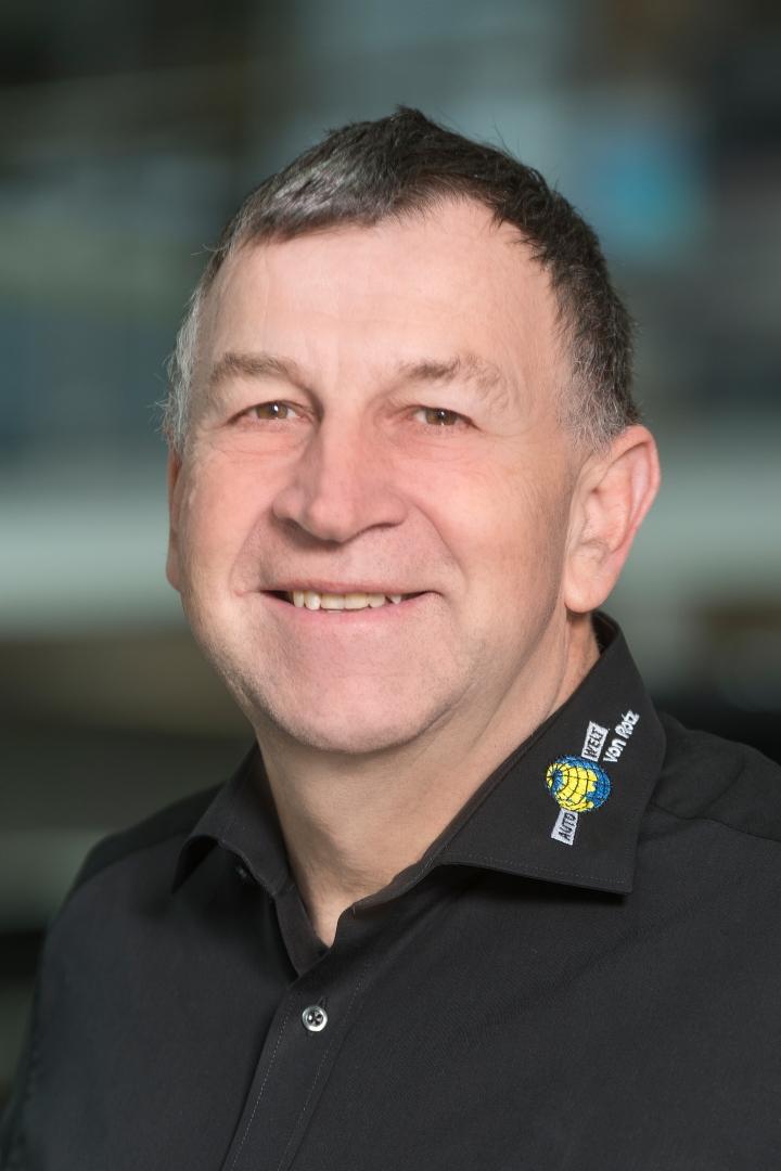 Hanspeter von Rotz, Verwaltungsratspräsident von Rotz Autowelt