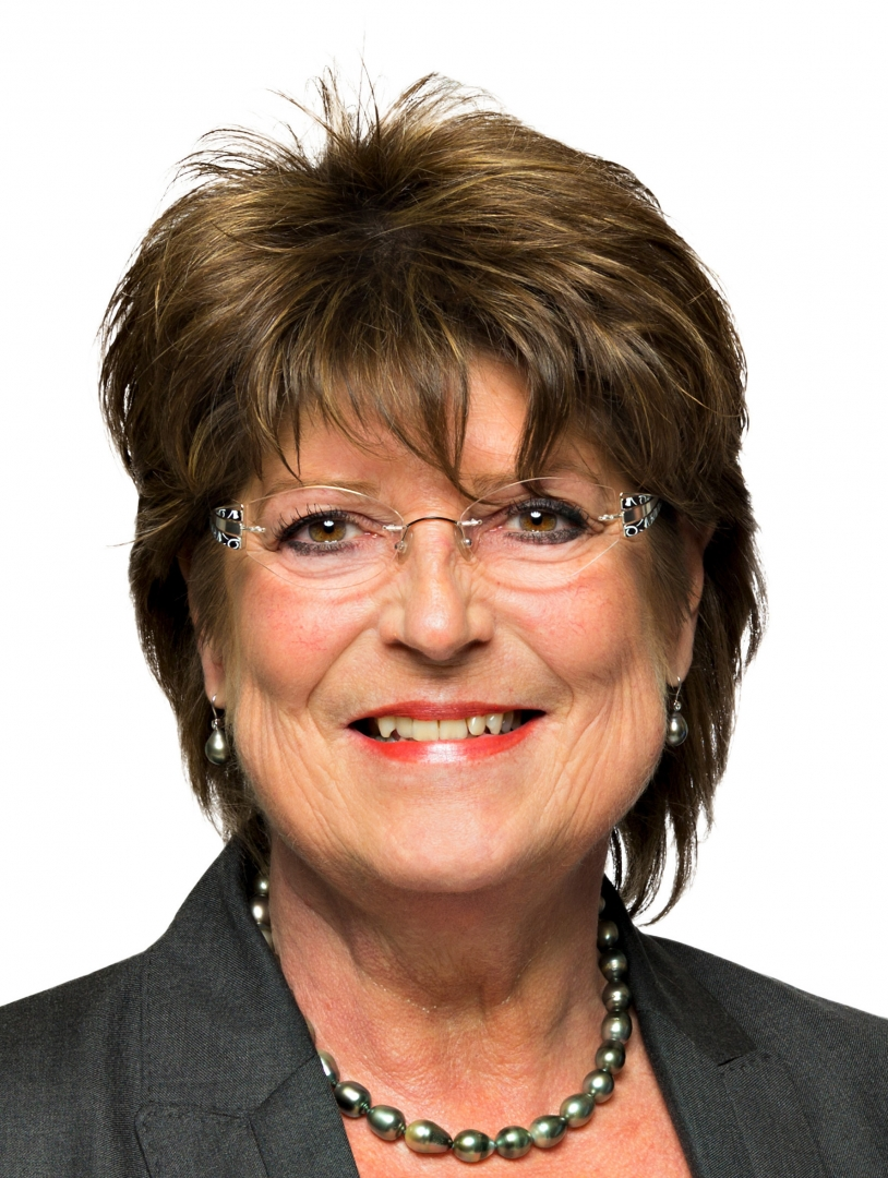 Heidi Grau-Lanz, Kantonsrätin/Gemeindepräsidentin